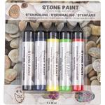 Paint Pens for Rock Painting Pack 2 (5-pack)