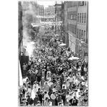 Gadefest i Pisserenden 1987