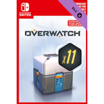Overwatch 11 Loot Boxes (DLC) - Nintendo Switch - Key EUROPE
