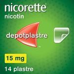 Nicorette Invisi 14 stk Depotplastre