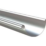 Lindab tagrende 6mtr 125mm stålmetallic R R1256000045