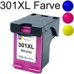 Hp 301 XL kompatibel farve printerpatron (CH564EE) 301XL 16ml