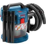 Bosch GAS 18V-10 støvsuger med adapter, 2 x 5,0 Ah batteri og lader