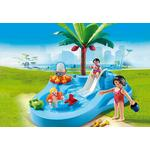 6673 Baby Pool with Slide