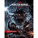 Monster Manual: A Dungeons & Dragons Core by Wizards of the Coast