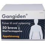 Gangiden pulver til oral opløsning 50 stk