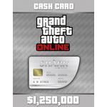 Gta 5 pc PC spil GTA Grand Theft Auto V Online CashCard Der Weiße Hai (1.250.000 $)