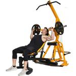Powertec Workbench LeverGym Yellow
