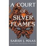 Court of Silver Flames, A (PB) - (4) A Court of Thorns and Roses - C-format