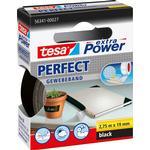 Tesa tape bådudstyr Tesa Tape 19mm x2.75 SORT
