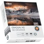 Cokin H3H0-25 Gradual ND Filter Kit + Filter Holder M Size til P-serien