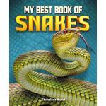MY BEST BOOK OF SNAKES - CHRISTIANE GUNZI - 9780753475386