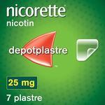 Nicorette Invisi 7 stk Depotplastre