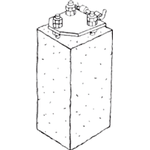 Dano Mast betonfundament til 9-10 m flagstang
