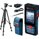 BOSCH GLM 120 C Professional Laser-Entfernungsmesser + BT 150 Baustativ 0601072F01
