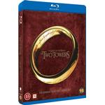 The Lord Of The Rings 2 - The Two Towers // Ringenes Herre 2 - De To Tårne - Extended Cut - Blu-Ray