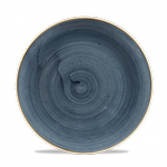 Stonecast Blueberry tallerken 26 cm, Churchill