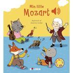 Min Lille Mozart - Severine Cordier - Bog