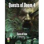 QUESTS OF DOOM 4: CAVE OF IRON - FIFTH E - Steve Winter - 9781622835560
