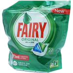 Fairy opvasketabs - 22 stk