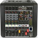 PDM-M404A 4-Channel Music Mixer with Amplifier forstærker kanals kanal musik