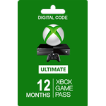 Xbox Game Pass Ultimate 12 Måneders