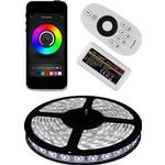 Wifi Set Cold White Dimmable Led Strip 5m 300 leds 20 meter