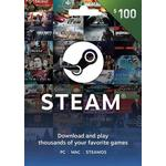 Steam Gift Card 100 USD