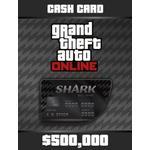 Gta 5 pc PC spil GTA Grand Theft Auto V Online CashCard Bullenhai (500.000 $)