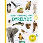 Min Store Bog Med Dyrelyde - Diverse - Bog