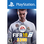 2200 FIFA Points - PS4