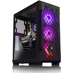 AWD iCUE 220T RGB Ryzen 5 3600 4.2GHz RTX 2060 OC 6GB Liquid Cooled PC for Gaming