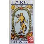 Rider Waite - Tarotkort, pocket