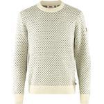 Fjällräven Mens Övik Nordic Sweater, XL, CHALK WHITE/113