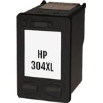 HP 304XL sort blækpatron 14 ml - N9K08AE#UUS - Kompatibel - N9K08AE