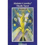 Crowley, Aleister - Thoth tarotkort, standard