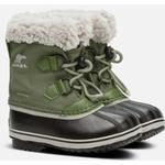 Sorel Childrens Yoot Pac Nylon Vinterstøvler, Hiker Green, 30