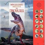 Min lille bog med lyde fra dinosaurer - Børnebog - Papbog