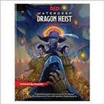 D&d Waterdeep Dragon Heist Hc by Wizards RPG Team