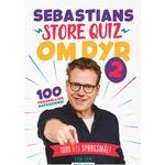 Sebastians store quiz om dyr 2 - Sebastian Klein - 9788711984871