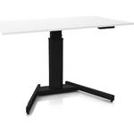 Hæve sænkebord 501-19, 140 cm, sort