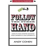 Follow the Other Hand - Andy Cohen - 9781440130885