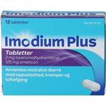 Imodium Plus 12 stk