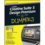 Adobe Creative Suite 5 Design Premium All-in-One For Dummies - Smith Jennifer Smith - 9780470901397