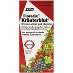 Floradix Kräuterblut Urte-jern mikstur Salus 500 ml