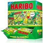Miniposer Haribo - 90 stk. Eggs & Frogs