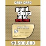 Gta 5 pc PC spil GTA Grand Theft Auto V Online CashCard Walhai (3.500.000 $)