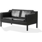 Børge Mogensen sofa 2212 (2 pers)