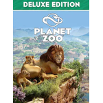 Planet Zoo | Deluxe Edition (PC) - Steam Key - EUROPE