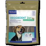 VIRBAC. Veggiedent ZEN. Tyggestænger til hunde. M hunde mellem 10-30 kg. 15 STK